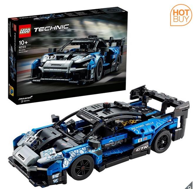 LEGO Technic McLaren Senna GTR - Model 42123 - £23.99 delivered (Membership Required) @ Costco