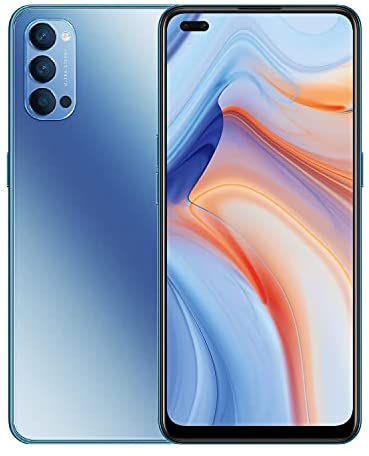 OPPO Reno4 5G - 8 GB + 128 GB Snapdragon 765G 6.4 Inch 4020 mAh 48 MP Camera Sim Free - Blue £234.99 @ Amazon prime exclusive