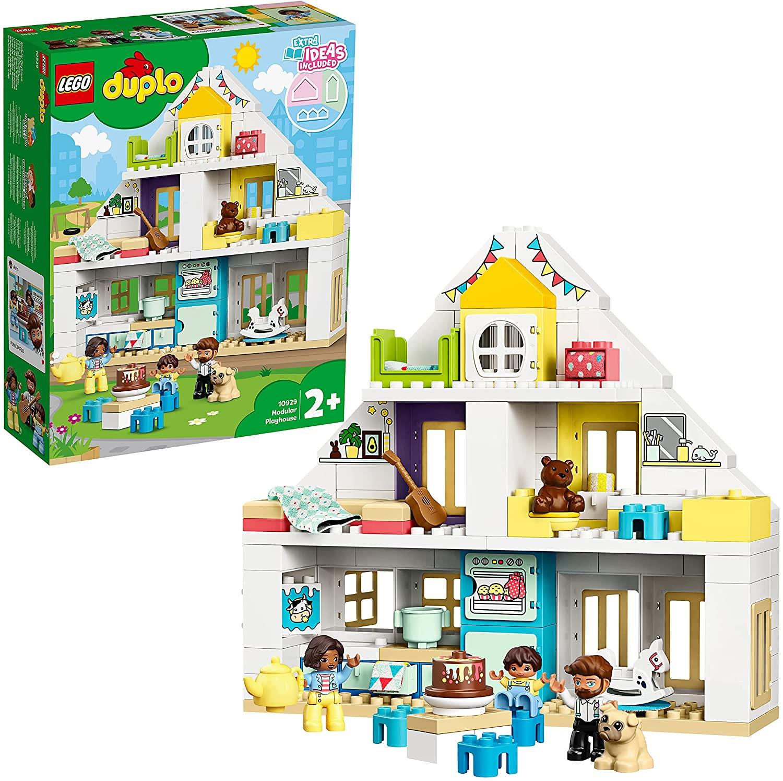 DUPLO Town LEGO 10929 Modular Playhouse 3in1 Set £36.99 Amazon Prime Exclusive