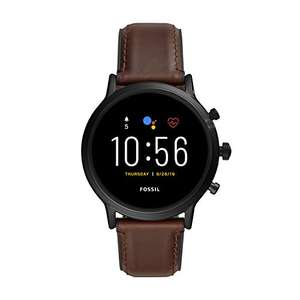 Fossil Men Gen 5 + 5E Touchscreen Smartwatch with Speaker, Heart Rate, NFC, and Smartphone Notifications £125 delivered at Amazon