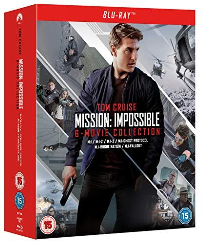 Mission Impossible 1-6 Blu-ray boxset £21.51 Amazon Prime Exclusive