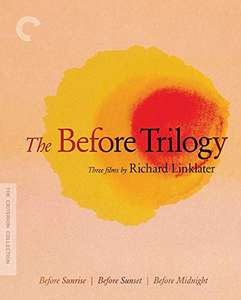 The Before Trilogy Criterion bluray - £42 Amazon Prime Exclusive