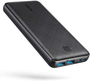 Anker PowerCore Essential 20000 Power Bank 20000 mAh £20.99 Sold by AnkerDirect and Fulfilled by Amazon Prime Exclusive