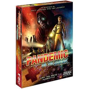 Pandemic board game - 'On the Brink' EXPANSION £21.90 @ Amazon Prime Exclusive