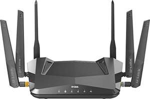 D-Link Wi-FI 6 router £104.99 Amazon Prime Exclusive