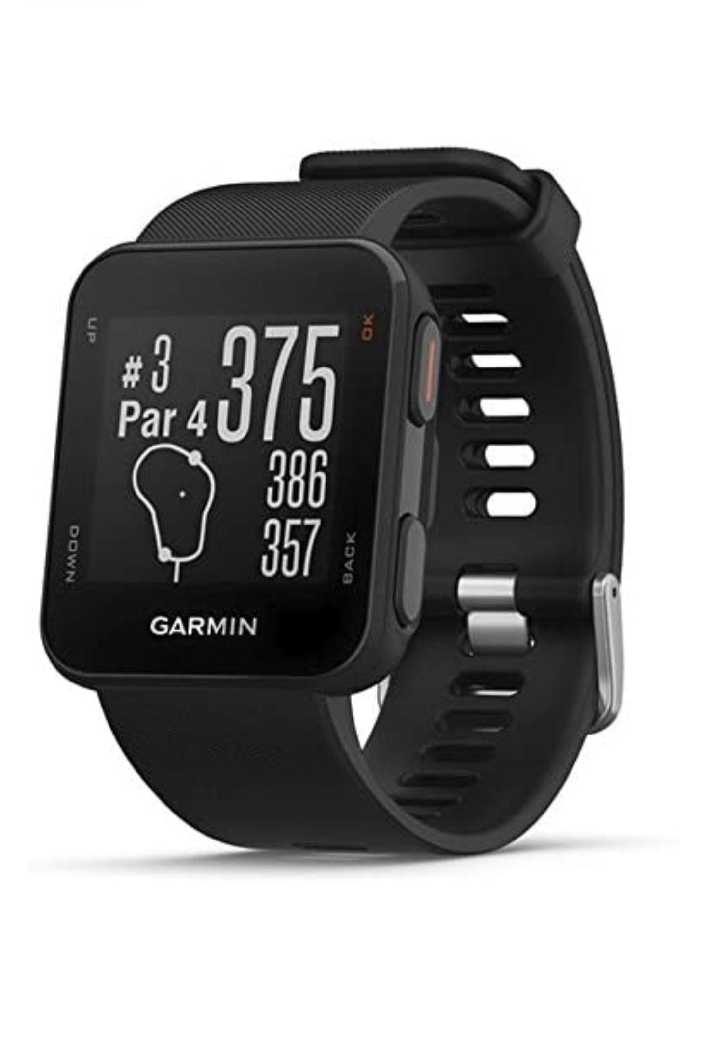 Garmin Approach S10 Lightweight GPS Golf Watch, Black £89 Amazon Prime Exclusive