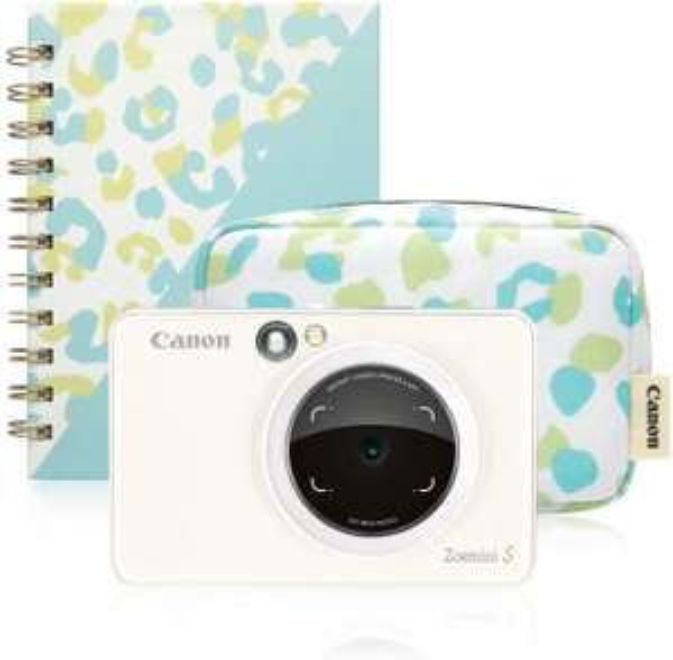 Canon Zoemini S Instant Camera & Photo Printer Used Like New £50.18 Amazon Warehouse Prime Exclusive