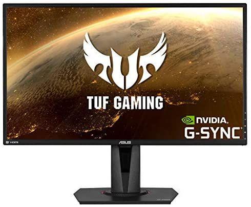 ASUS TUF Gaming VG27AQ HDR Gaming Monitor - 27 Inch WQHD (2560 x 1440), IPS, 155Hz £324 Amazon Prime Exclusive