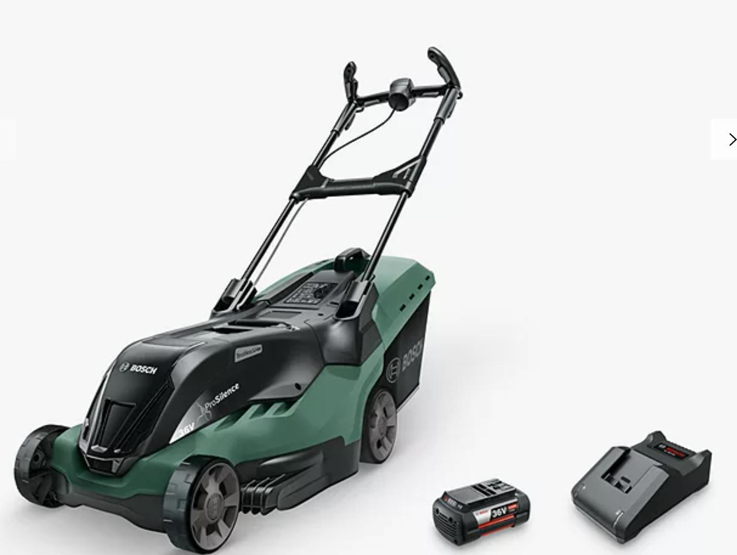 Bosch Advanced Rotak 36V Cordless 46cm Lawn Mower Model 36-850 - £379.89 (Membership Required) @ Costco