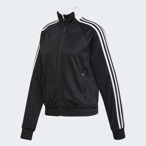 Womens ID 3-Stripes Snap Track Top £17.98 delivered, using code @ adidas