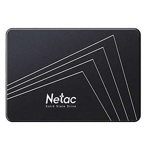 Netac SSD 500GB Internal Solid State Drive - £37.59 @ Sold by Netac Official Store and Fulfilled by Prime Exclusive