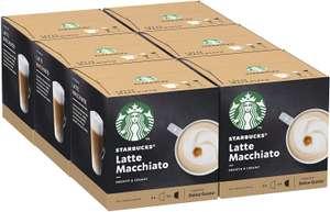 72 Starbucks Latte Macchiato Coffee Dulce Gusto Pods £13 Delivered @ Yankee Bundle