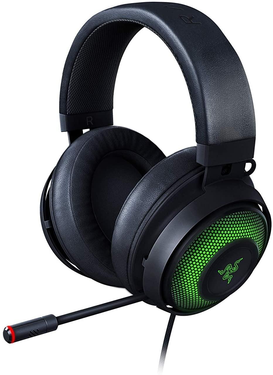 Razer Kraken Ultimate – USB Gaming Headset for PC - £78.99 @ Amazon Prime Exclusive Deal