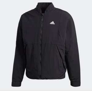 Adidas Back to Sport Fleece Lined insulated Jacket Now £28.20 with code - Delivery is £4 or Free with £35 spend or delivery pass @ ASOS