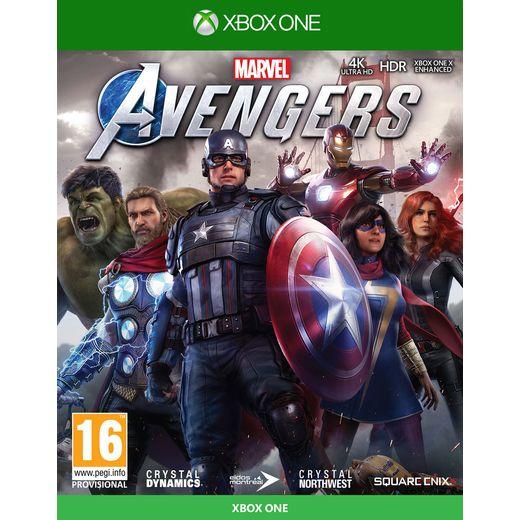Marvel's Avengers (Xbox One) - £16 delivered @ AO (UK Mainland)