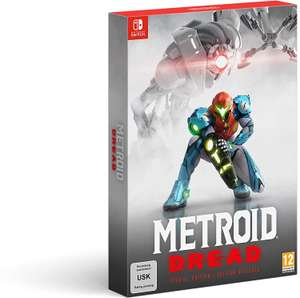 Metroid Dread Special Edition (Nintendo Switch) - £79.99 Delivered @ Amazon