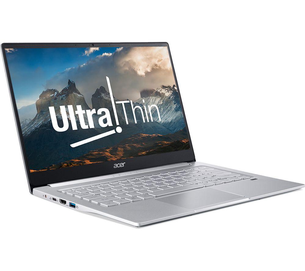 "ACER Swift 3 14"" Laptop - AMD Ryzen 5, 1 TB SSD Silver £599 at Currys PC World"