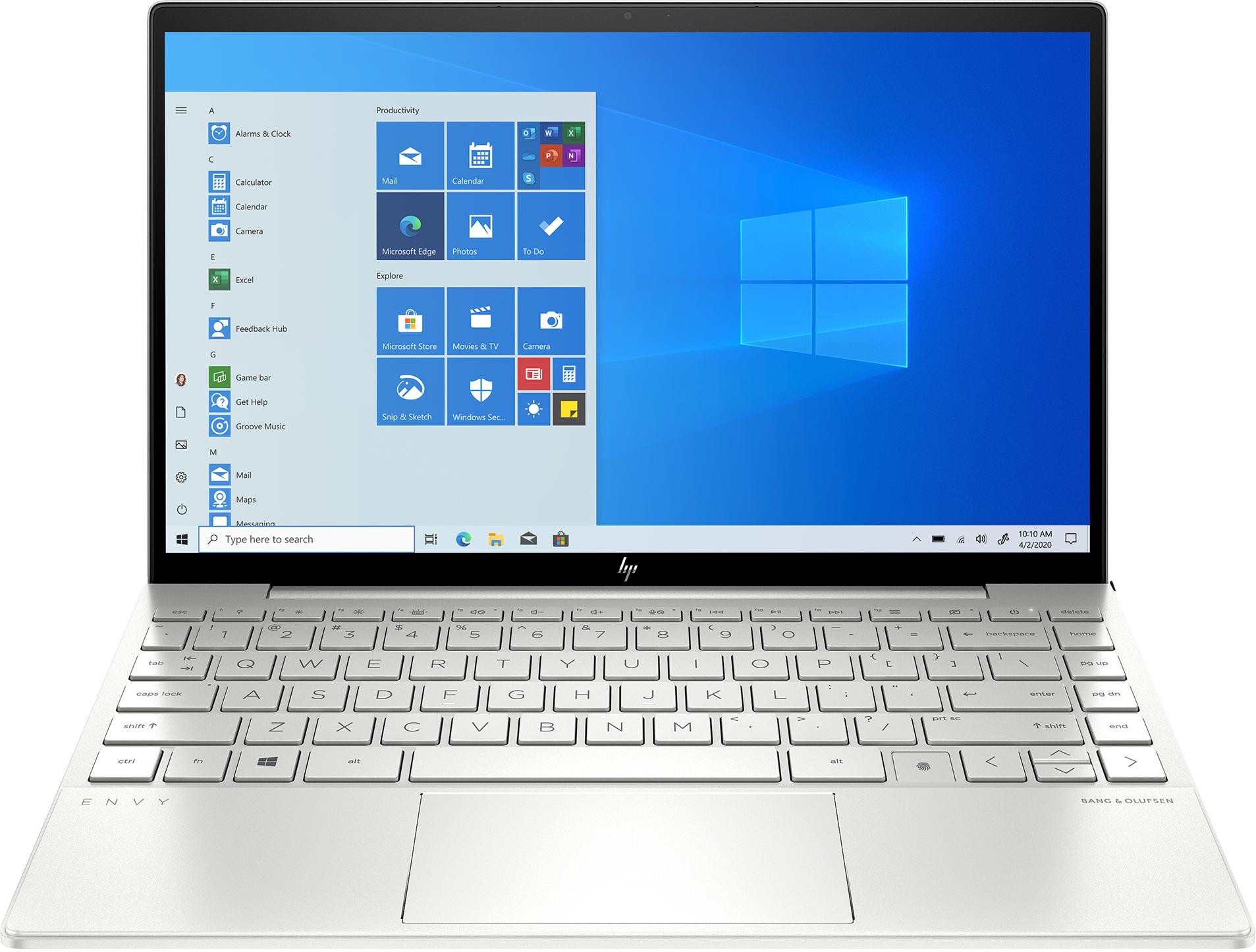 HP Envy 13-ba0010na Laptop £949.99 @ Microsoft Store