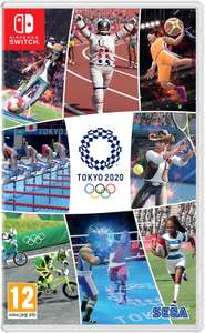 Olympic Games Tokyo 2020 - The Official Video Game on Nintendo Switch - £29.85 delivered @ Simply Games