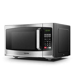 Toshiba 800 w 23 L Microwave with Digital Display, One-Touch Express Cook - Stainless Steel £54.99 delivered @ Amazon (Prime Exclusive Deal)