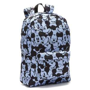 Disney Store Mickey Mouse Backpack £10 + Free delivery using code @ shopDisney