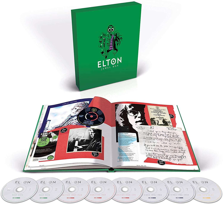 Elton John Jewel Box Gift Set - £55.95 @ Amazon Prime Exclusive