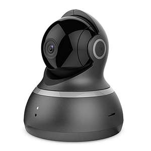 YI Dome Camera 1080p with Pan/Tilt in Black - £20.99 (Prime exclusive) - Sold by Seeverything UK and Fulfilled by Amazon