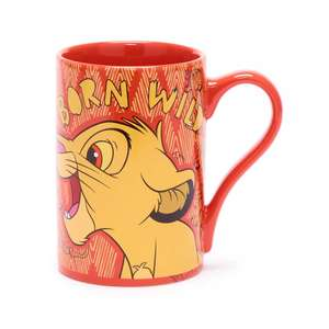 3 x Mugs for £10 delivered with code @ ShopDisney