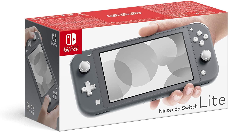 Nintendo Switch Lite Console Grey/Coral £174.99 Amazon Prime Exclusive