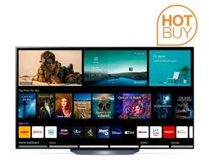 LG OLED65B16LA 65 Inch OLED 4K Ultra HD Smart TV £1798.99 delivered + free Earbuds (membership required) @ Costco