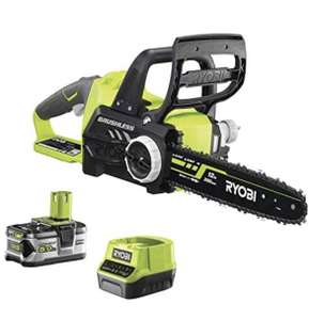 Ryobi RCS1830-150 18V ONE+ Cordless Brushless 30cm Chainsaw Kit (1 x 5.0Ah) £169.49 Amazon Prime Exclusive