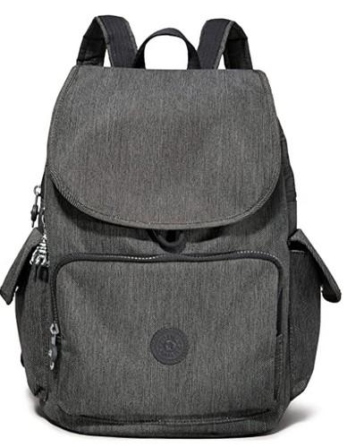 Kipling City pack medium black peppery backpack £31.10 Amazon Prime Exclusive