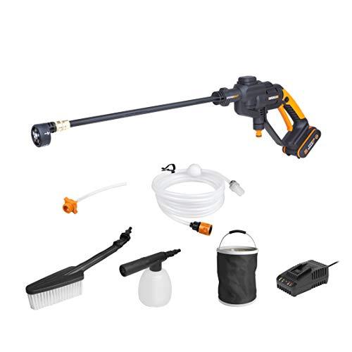 WORX 18V (20V Max) Cordless Hydroshot Pressure Cleaner-Full Kit £118.99 Prime exclusive) @ Amazon