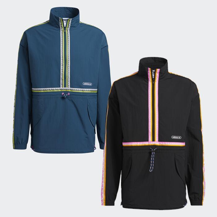adidas Taped Anorak Jacket £33.80 Delivered using code @ adidas