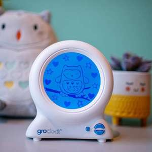 Tommee Tippee Groclock Toddler Sleep Trainer Ollie the Owl £15.95 delivered @ Amazon (Prime Exclusive)