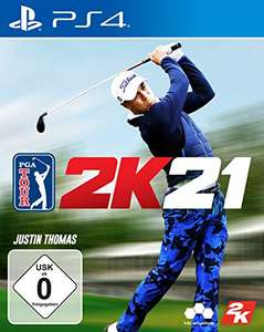 PGA Tour 2K21 [PS4 Like New - Damaged Packaging] £7.78 delivered - Amazon Prime Exclusive / Amazon Warehouse