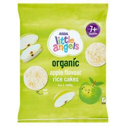 Little angels apple flavour rice cakes 10p @ ASDA (Dewsbury)