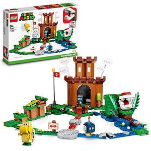 LEGO 71362 Super Mario Guarded Fortress Expansion Set Buildable Game £29.98 @ Amazon