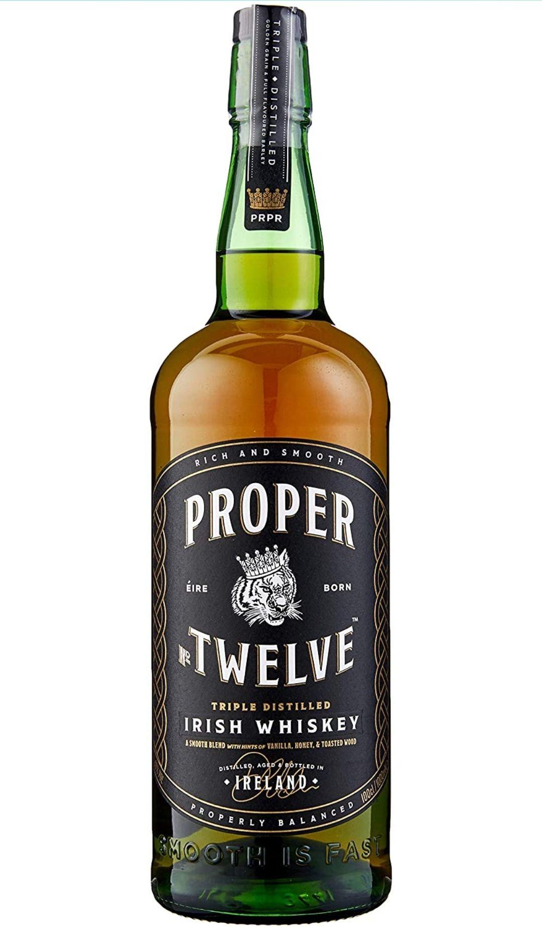 Proper No Twelve, 1 Litre - £25.50 @ Amazon Prime Exclusive
