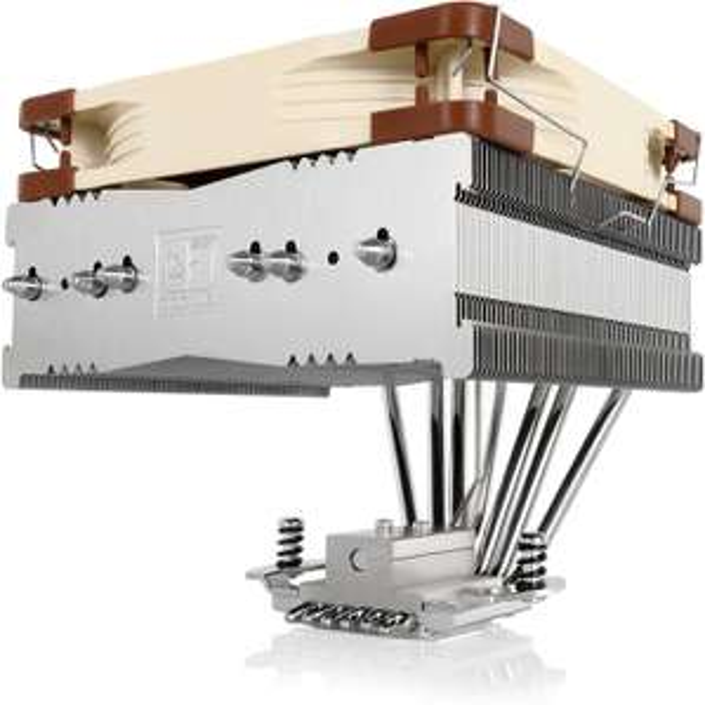 Noctua NH-C14S, Premium CPU Cooler with NF-A14 PWM 140mm Fan (Brown) - £66.07 @ Amazon EU (UK Mainland)