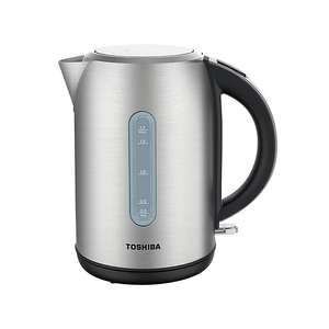 Toshiba KT-17SPPUKS Stainless Steel Fast Boil 1.7L Kettle £15 (Free Collection) @ George (Asda George)