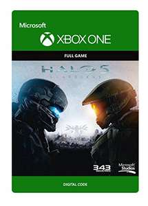 Halo 5 Guardians Standard Edition [Xbox One - Download Code] - £3.75 @ Amazon (Prime Members Only)