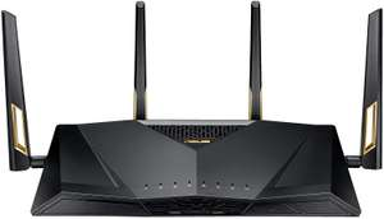 ASUS RT-AX88U Wireless-AX6000 AiMesh Dual Band Gigabit Router - £224.99 @ Amazon Prime Exclusive