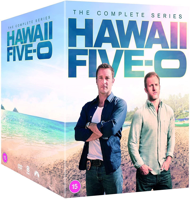 Hawaii Five-O: The Complete Series (Season 1-10) [DVD-240 episodes] [2020] - £58.49 @ Amazon Prime eEclusive