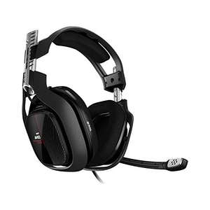 ASTRO Gaming A40 TR Wired Gaming Headset - £82.49 (Prime Exclusive) @ Amazon Black/Red
