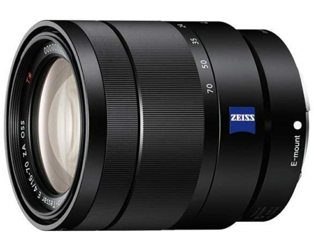 Sony SEL1670Z E Mount - APS-C Vario T 16-70 mm F4.0 Zeiss Zoom Lens - Black - £369.99 with voucher (Prime Exclusive) @ Amazon