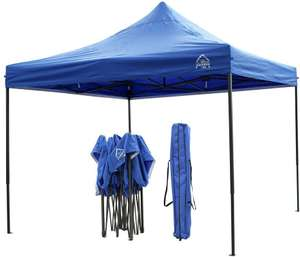 All Seasons Gazebos, Choice Of Colours, 3x3m Heavy Duty, Fully Waterproof, PVC Coated - £111.99 @ Amazon Prime Exclusive