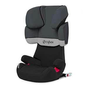 Cybex Silver Solution X-Fix Child's Car Seat ISOFIX, Group 2/3, gray £70.99 Prime exclusive on Amazon