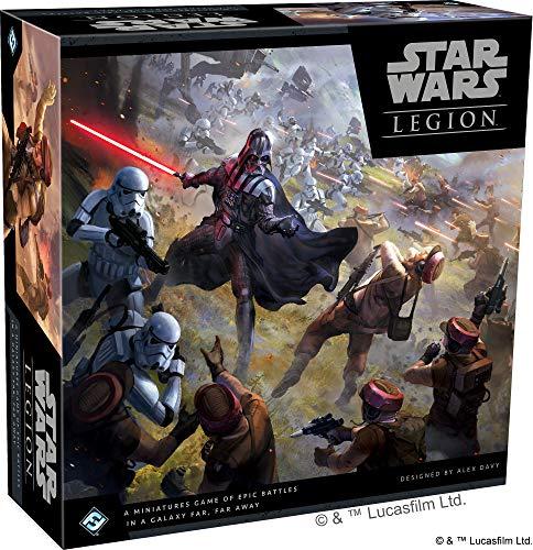 Fantasy Flight Games SWL01 FFGSWL01 Star Wars Legion Core Set - £55.94 Amazon Prime Exclusive @ Amazon