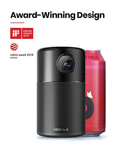 NEBULA Anker Capsule Smart Wi-Fi Mini Projector £239.99 (Amazon Prime Exclusive) @ Amazon / AnkerDirect